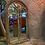 Thumbnail: Rustic Arched Mirror