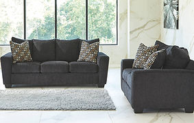 WIXON SLATE SOFA LOVESEAT