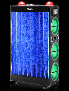 XAQUA 10000 WATT BLUETOOTH SPEAKER WATERFALL
