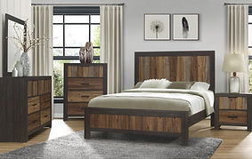 2059 Cooper Queen Bedroom Set