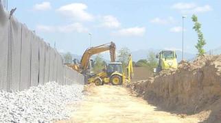 Excavación en Construccion industrial Hospitalet CAN JORN 2