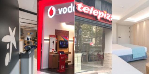 Reformas de locales comerciales retail oficinas y contratct