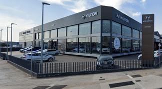 Construccion concesionario Hyundai_Sant Boi 6