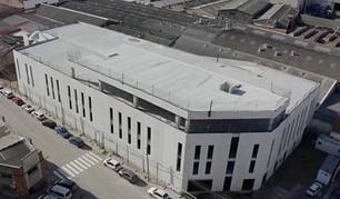 Construccion edificio industrial Rotas_Ripollet