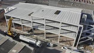 Construccion nave industrial Rotas_Ripollet 2
