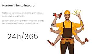 mantenimiento industrial y comercial
