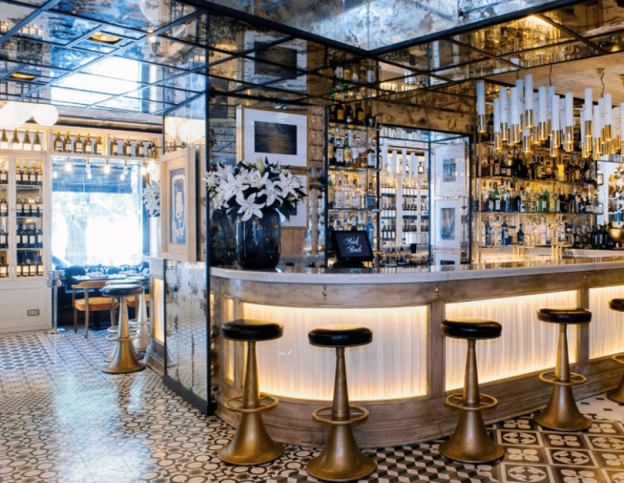 Restaurantes singulares Restauracion reforma integral mobiliario restaurantes franquicias