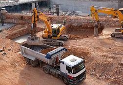 excavaciones demoliciones derribos para edificación y reforma industrial, comercial y logistica en Barcelona, Tarragona, Lerida, Gerona y Cataluña
