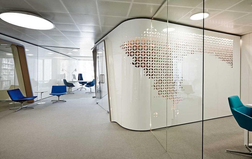 Reforma de oficinas y fabricación mobili