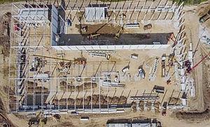 construccion naves industriales logistica industrial en Cataluña