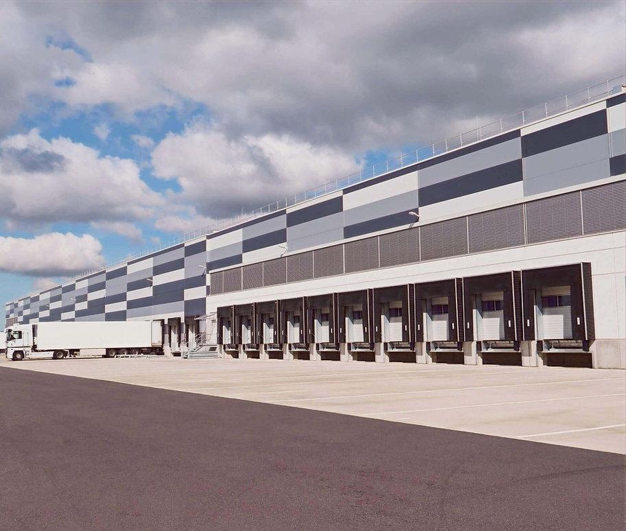 Construccion logistica, industrial, frigorifica y comercial en Cataluña