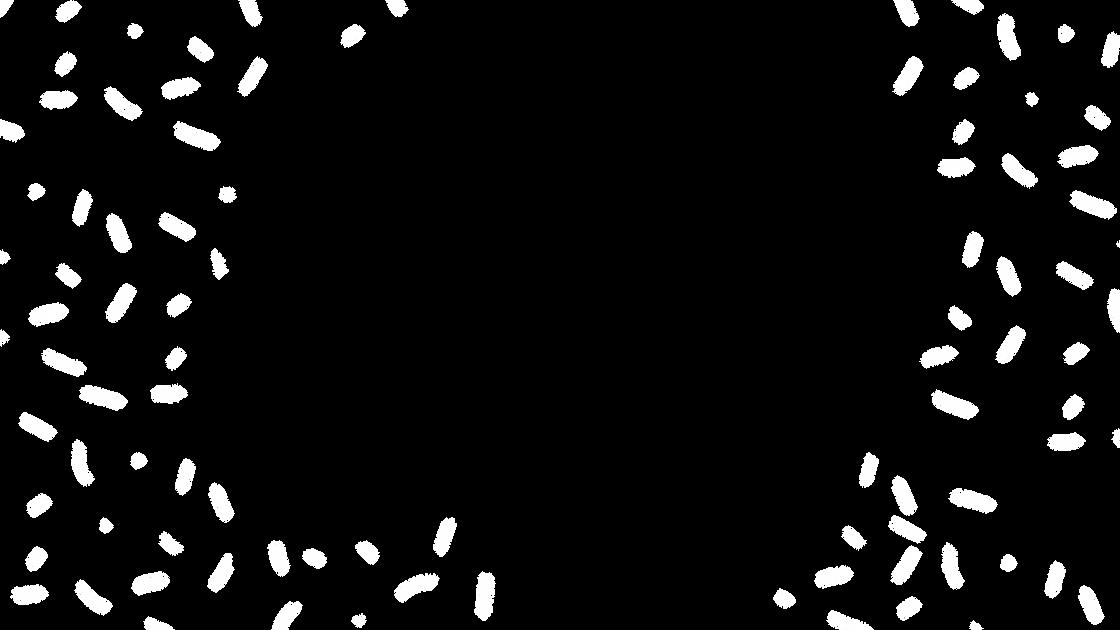 ブラシストロークパターン