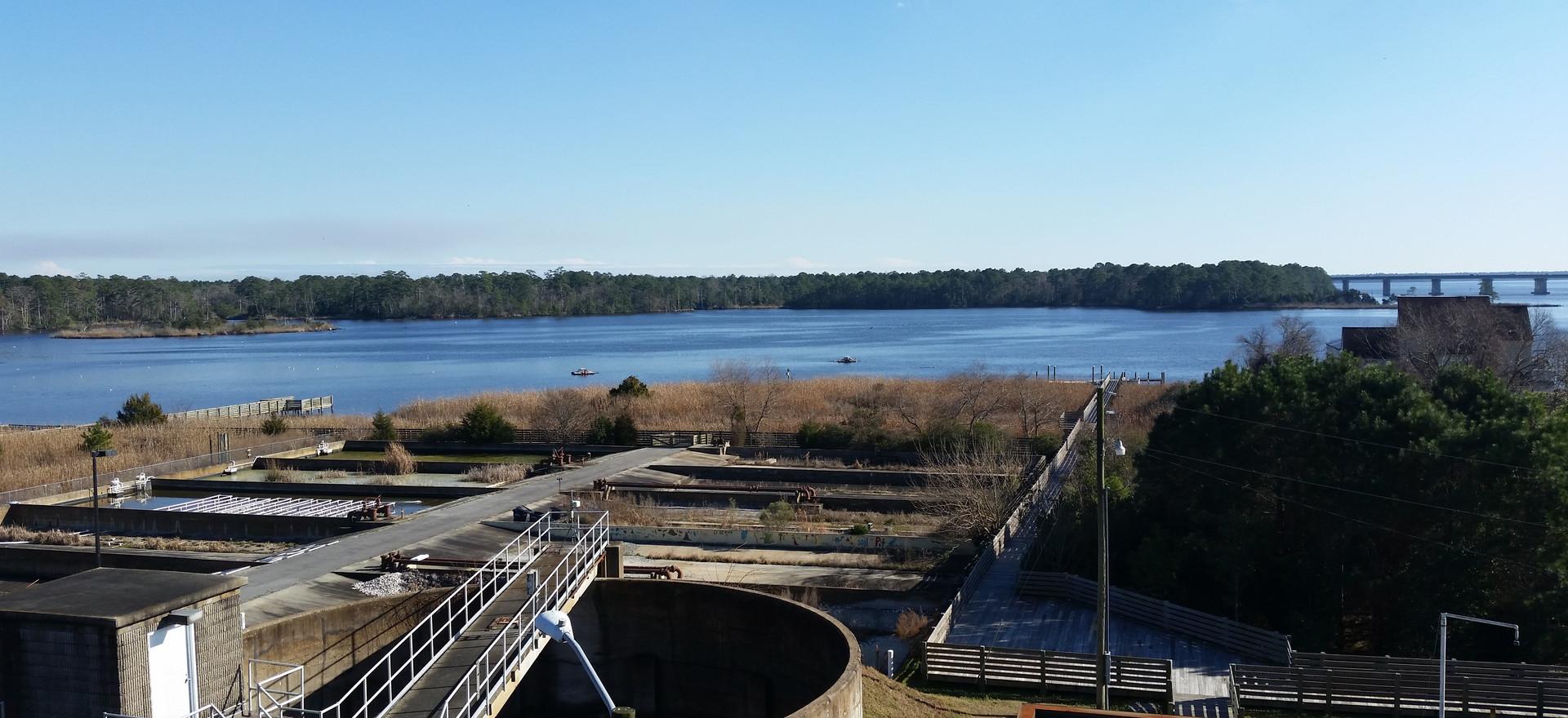 Biotower View