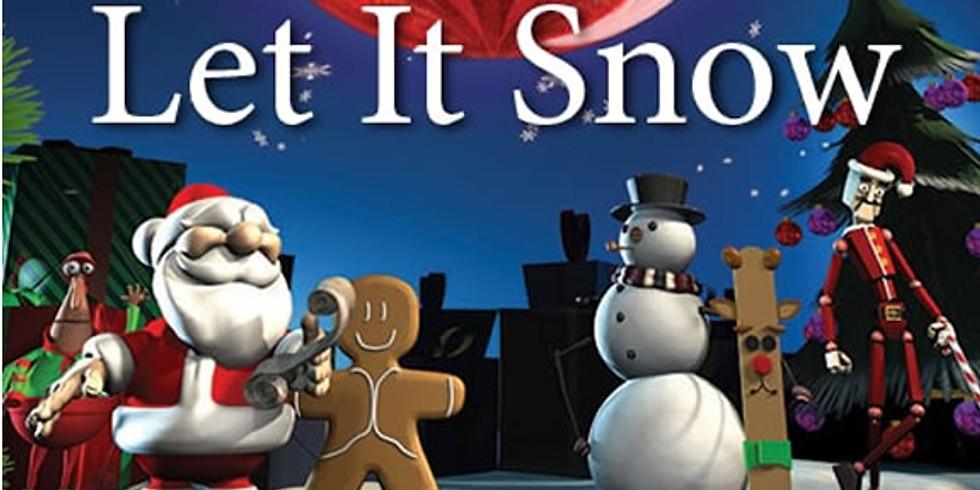 Let It Snow Planetarium Show