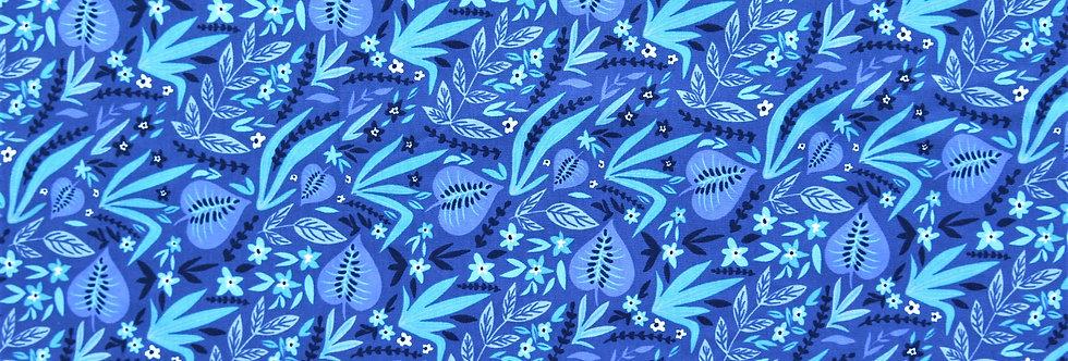 Jungle bleu