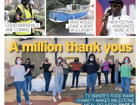 1 Million Meals!