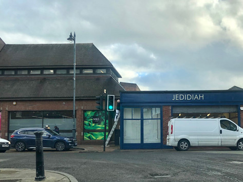 Jedidiah moves into its own premises in Hertford- a Historic Market Town