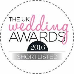 UK Wedding Awards 2016