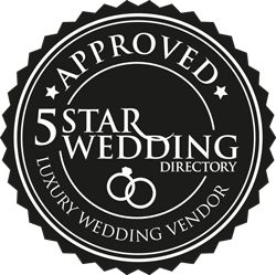 5 Star Wedding Approved