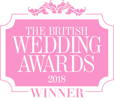 The British Wedding Awards Winner – 2018
