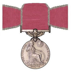 Medallist of the Order of the British Empire
