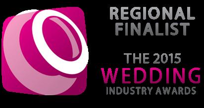Wedding Industry Awards Winner 2015