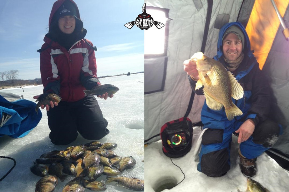 "Catching Fish Through the ""Mid-Winter Lull"""