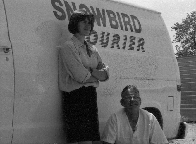 The history of Snowbird Transportation - a proud family tradition continues.