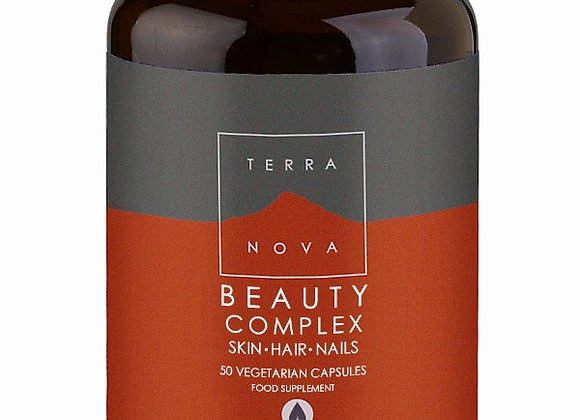 Beauty Complex Skin-Hair-Nails 100's -Terranova