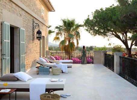 An Eco-Yoga Holistic Oasis in Mallorca, Spain