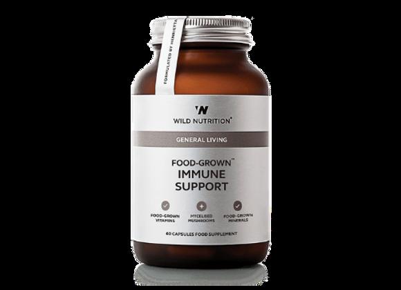 Immune Support Wild Nutrition 60 capsules