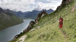 Nianbaoyusi in the eastern part of the Tibetan Plateau