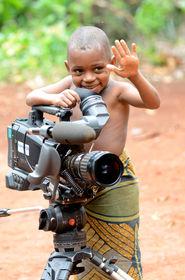 Ambi, an aspiring director