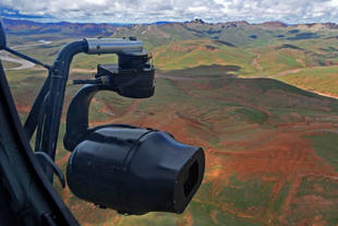 Our specialist aerial filming gear