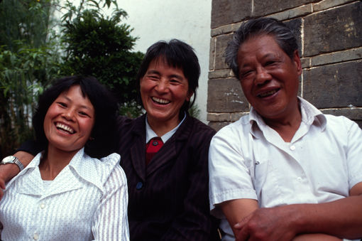 The Tang family