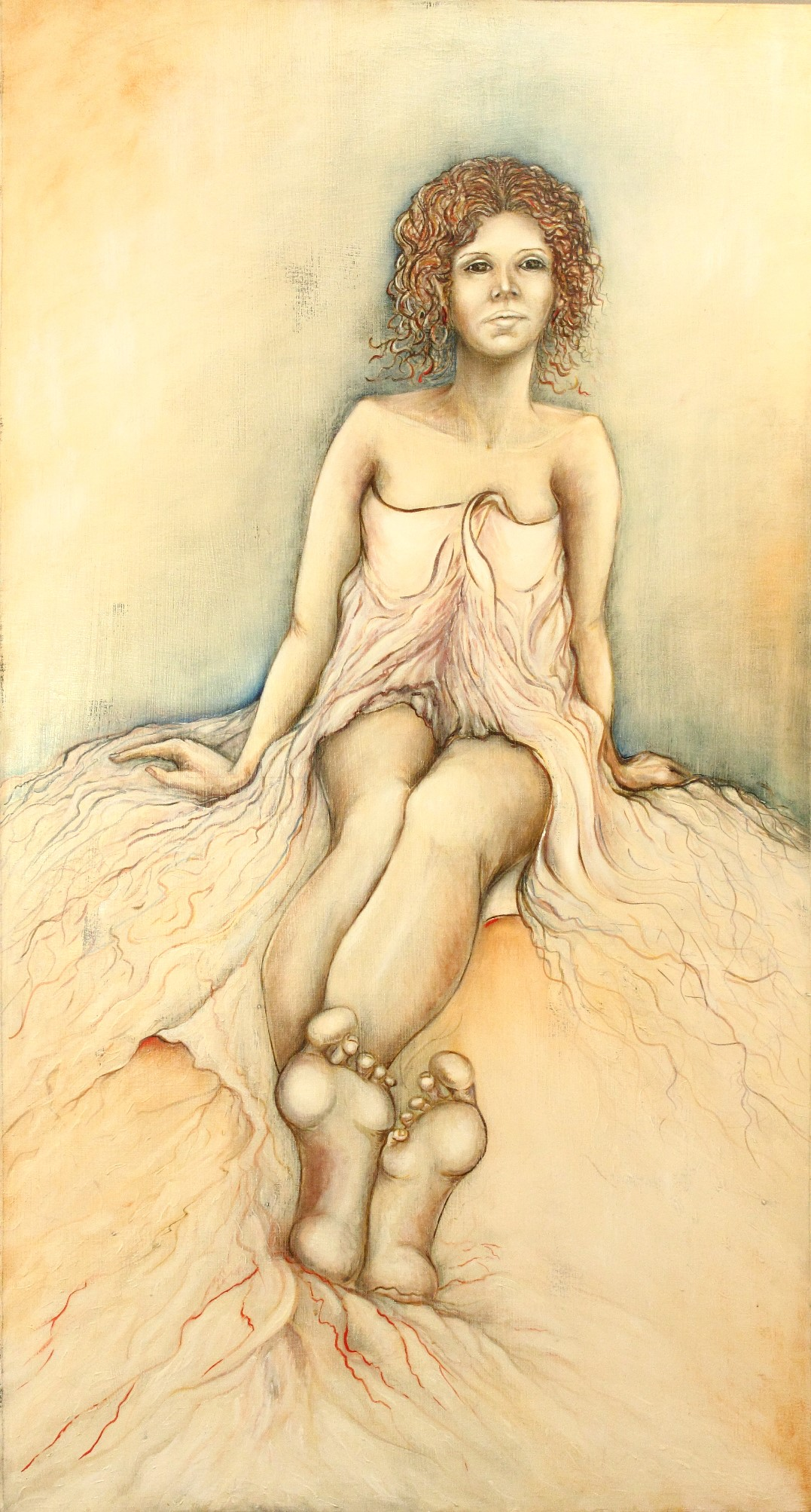 Blanca patona