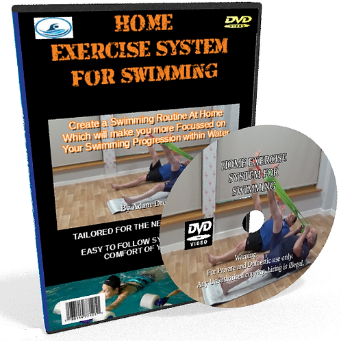 Home Exercise System For Swimming