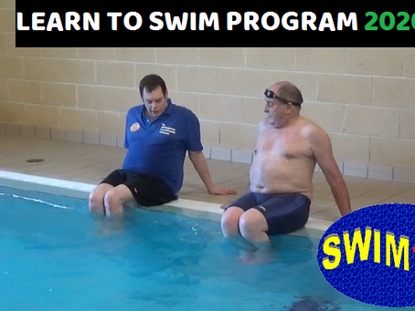 HOW ADULT'S LEARN TO SWIM IN 2020 PROGRAM / SYSTEM