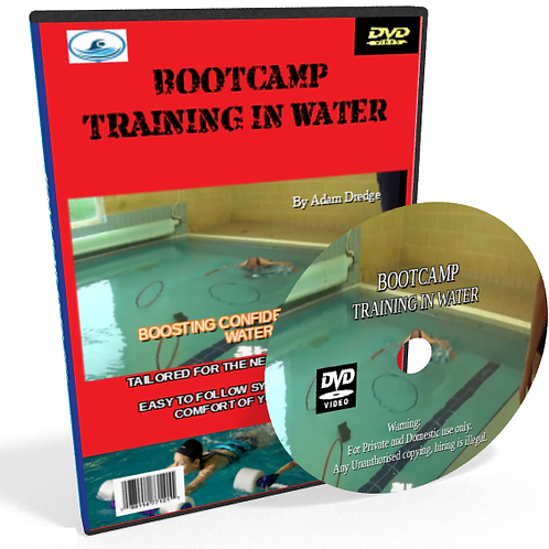 BOOTCAMP TRAINING IN WATER DVD