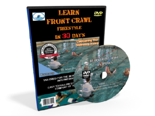 LEARN FRONT CRAWL IN 30 DAYS
