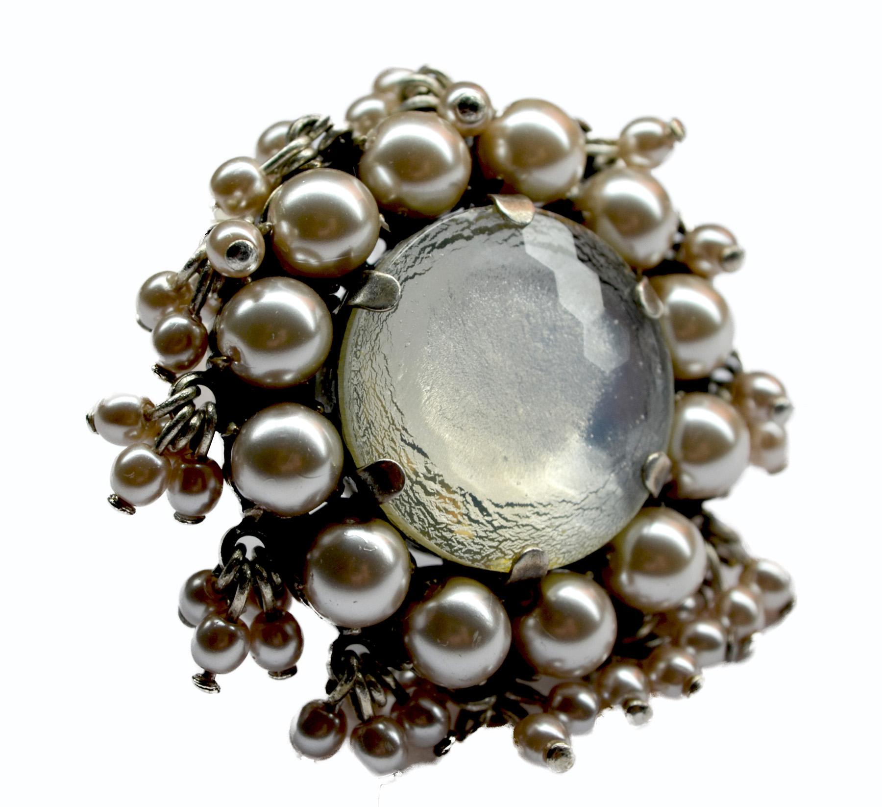 Camée prsten