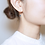 Thumbnail: LONDON BLUE TOPAZ OVAL EARRINGS