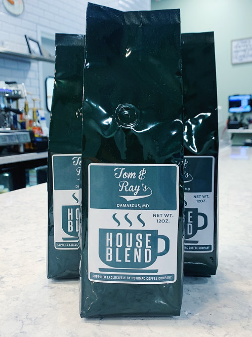 Tom & Ray's House Blend Coffee