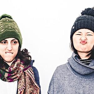 Ariel and Jodie Friendship Photos