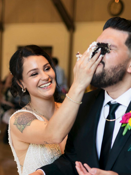 SNEAK PEEK: Lauren and Ricky's Wedding at Lucie Stern Community Center, Palo Alto CA