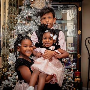 Ligons-Porter Christmas Pictures