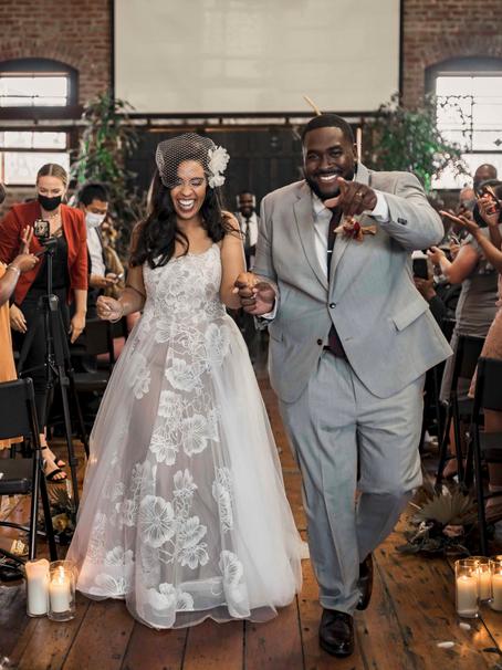 SNEAK PEEK: Jordynne and Aaron's Wedding at the Neyborly in Oakland, CA