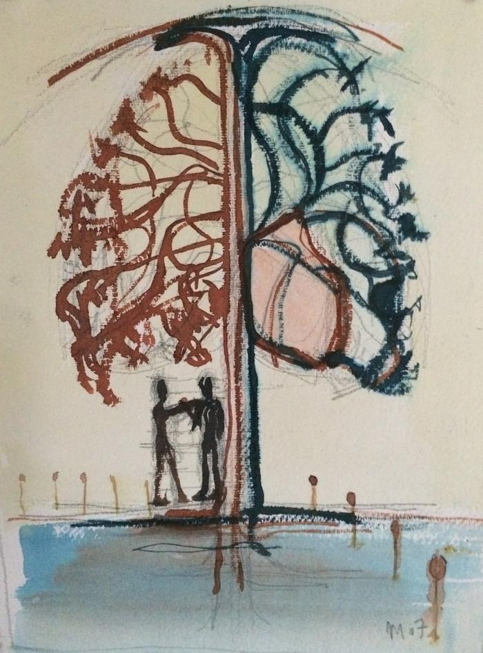 Vom Baum der Erkenntnis