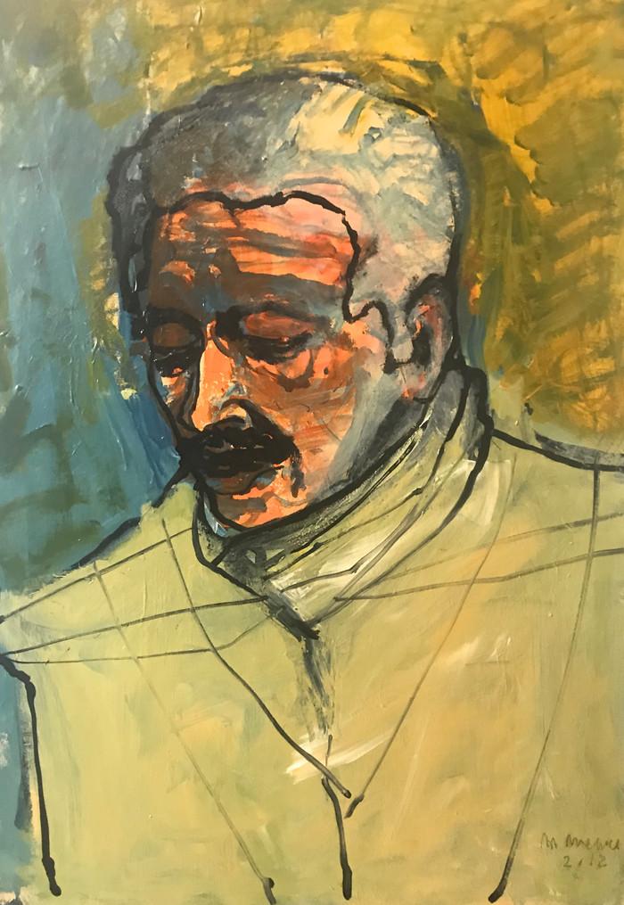 Mann mit türkischen Wurzeln