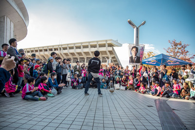 Showcase at Cerezo Osaka
